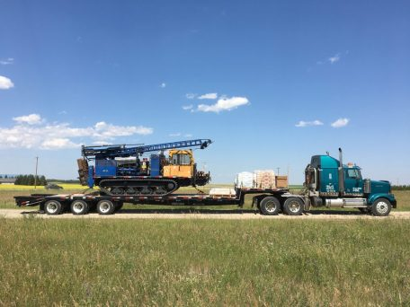 2000 Western Star Loaded with RIG# 450 GVWR 46,500KG