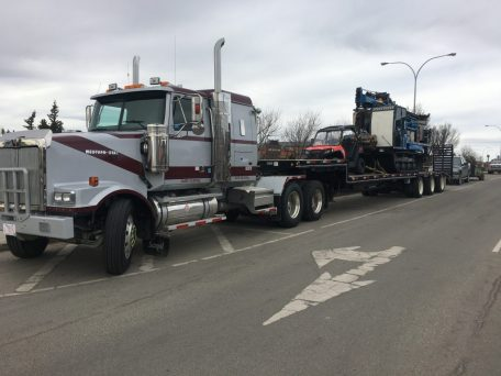 2005 Western Star, loaded with RIG #570  GVWR 46,500 Kg