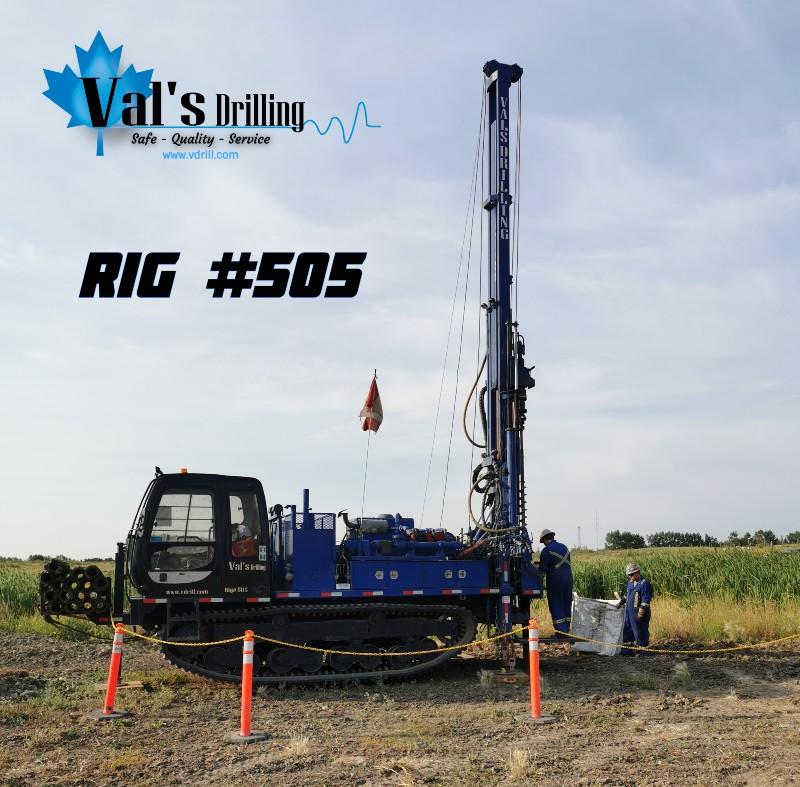 RIG# 505