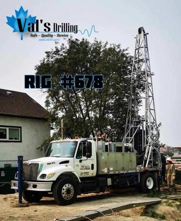 RIG# 678